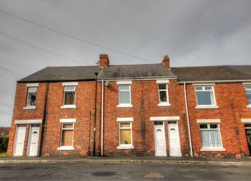 Thumbnail 2 bed flat for sale in Claverdon Street, North Walbottle, Newcastle Upon Tyne