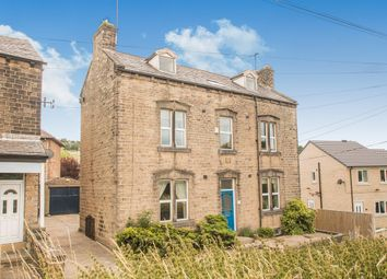 Thumbnail 4 bed detached house for sale in Thackley Old Road, Windhill, Shipley