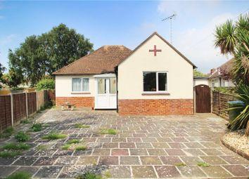Thumbnail 2 bed bungalow for sale in Milton Avenue, Rustington, Littlehampton