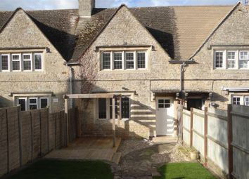Thumbnail 3 bed terraced house to rent in Fox Drive, Lower Swell, Cheltenham