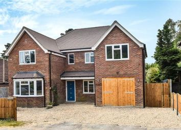 Thumbnail 4 bed detached house for sale in Orchard Gate, Sandhurst, Berkshire