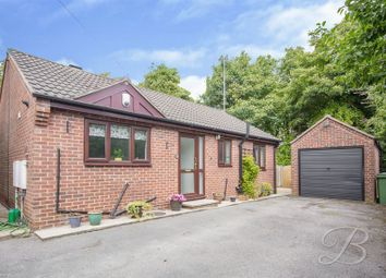 Thumbnail 2 bed detached bungalow for sale in Fuller Close, Mansfield