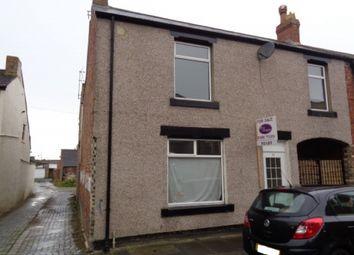 Thumbnail 2 bed terraced house for sale in John Street, Shildon