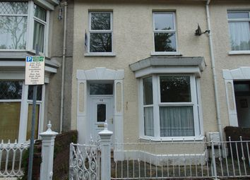 Thumbnail 4 bed terraced house to rent in Coleshill Terrace, Llanelli