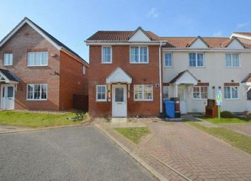 Thumbnail 2 bedroom semi-detached house for sale in Pollywiggle Close, Norwich