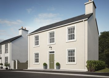 Thumbnail 3 bed detached house for sale in Croy Road, Inverness