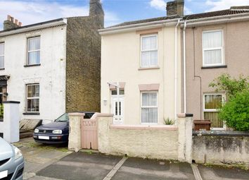 Thumbnail 2 bed end terrace house for sale in Weston Road, Strood, Rochester, Kent