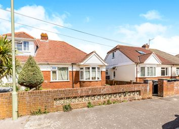 Thumbnail 2 bed semi-detached bungalow for sale in Bridgemary Grove, Gosport
