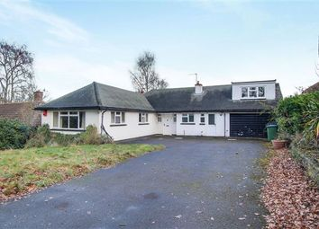 Thumbnail 4 bed bungalow for sale in Whitehall Drive, Ifield, Crawley