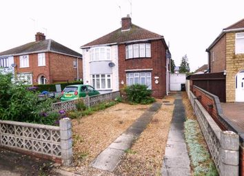 Thumbnail 3 bed property for sale in Whittlesey Road, Stanground, Peterborough, Cambridgeshire