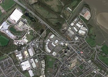 Thumbnail Land for sale in Land, Castle Park, Flint, Flintshire