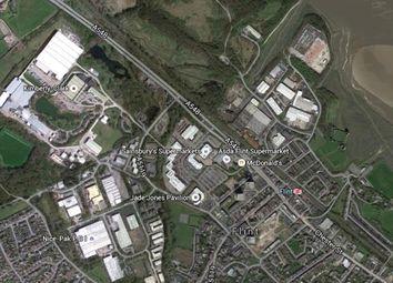 Thumbnail Land for sale in Land, Castle Park, Flint, Flintshire