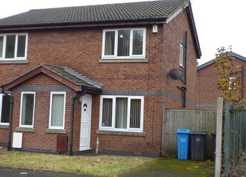 Thumbnail 2 bed semi-detached house to rent in South Radford Street, Salford