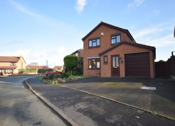 Thumbnail 3 bed detached house for sale in Edward German Drive, Whitchurch