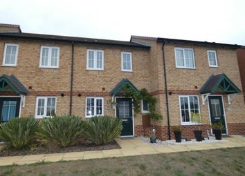 Thumbnail 2 bed terraced house for sale in Butterfly Gardens, Woodville, Swadlincote, Derbyshire