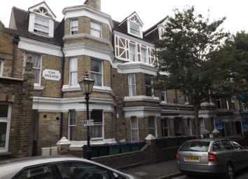 Thumbnail 1 bed flat to rent in The Parade, Folkestone