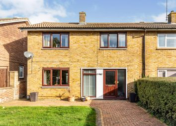 Thumbnail End terrace house for sale in Turpins Rise, Broadwater, Stevenage