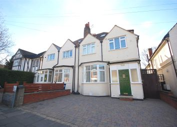 Thumbnail 3 bed flat for sale in Lichfield Grove, Finchley, London