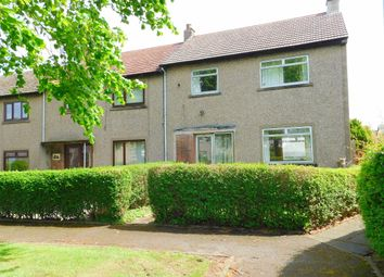 Thumbnail 3 bed end terrace house for sale in Inchkeith Drive, Dunfermline