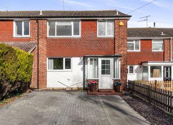 Thumbnail 3 bed terraced house for sale in Pembroke Avenue, Maldon