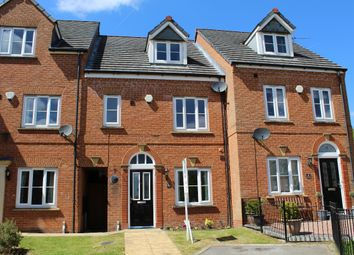 Thumbnail 3 bed town house for sale in Redstone Way, Whiston, Prescot