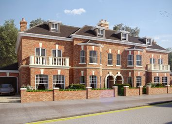 Thumbnail 4 bed terraced house for sale in Walsingham Terrace, Portsmouth Road, Thames Ditton