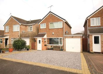 Thumbnail 3 bed detached house for sale in Moorfield Drive, Sidemoor, Bromsgrove