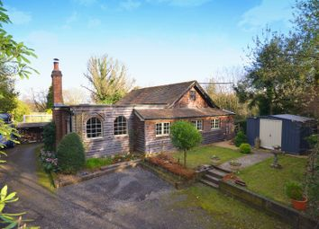 Thumbnail 3 bed detached bungalow for sale in Mayes Green, Ockley, Dorking