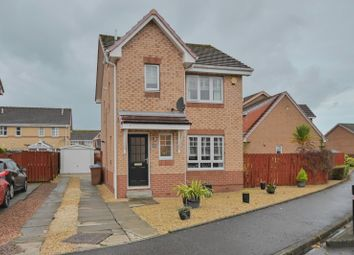 Thumbnail 3 bed detached house for sale in Halcket Crescent, Carronshore