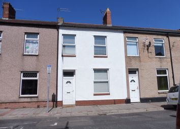 Thumbnail 3 bed terraced house for sale in Adeline Street, Splott, Cardiff