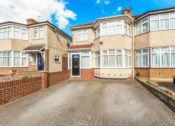 Thumbnail 3 bed semi-detached house for sale in Drayton Gardens, West Drayton, Middlesex
