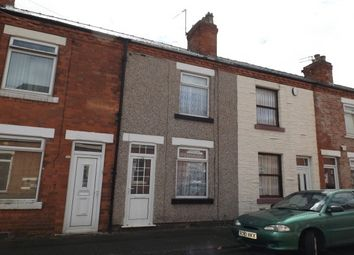 Thumbnail 2 bed terraced house to rent in Victoria Street, Hucknall