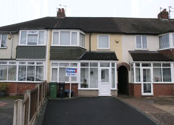 Thumbnail 3 bed terraced house for sale in Wesley Avenue, Halesowen