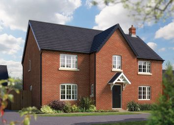 Thumbnail 5 bed detached house for sale in Towcester Road, Silverstone, Towcester