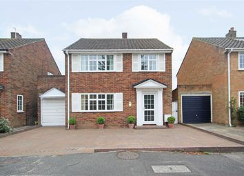 Thumbnail 4 bed detached house for sale in Kenton Avenue, Sunbury-On-Thames