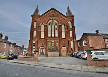 Thumbnail 2 bed flat to rent in South Park Road, Macclesfield, Cheshire