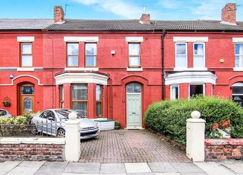 Thumbnail 4 bed terraced house for sale in Handfield Road, Waterloo, Liverpool, Merseyside