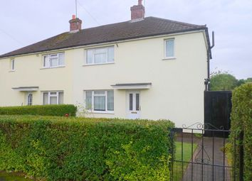 Thumbnail 3 bed semi-detached house to rent in Attlee Crescent, Stafford