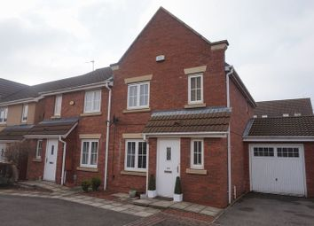 Thumbnail 3 bed property to rent in Halecroft Park, Kingswood, Hull