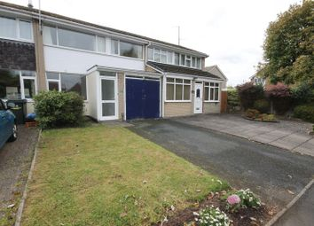 Thumbnail 3 bed terraced house for sale in Brimstree Drive, Shifnal