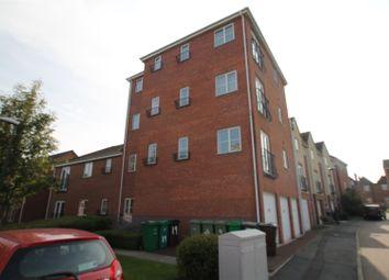 Thumbnail 2 bed flat for sale in Ledger Walk, Nottingham
