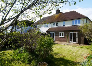 Thumbnail 4 bed semi-detached house to rent in Horsham Road, Pease Pottage, Crawley
