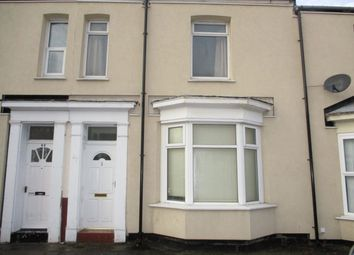 Thumbnail 2 bed terraced house to rent in Hampton Road, Stockton On Tees