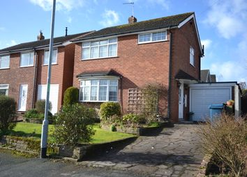 Thumbnail 3 bed detached house for sale in Bracken Close, Tittensor, Stoke-On-Trent