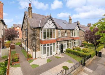 Thumbnail 5 bed semi-detached house for sale in St Marks Avenue, Harrogate, North Yorkshire