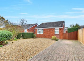 Thumbnail 3 bed detached bungalow for sale in Lincoln Avenue, St. Ives, Cambs