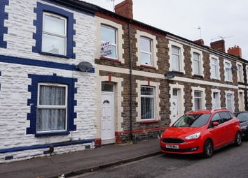Thumbnail 3 bedroom terraced house to rent in Habbershon Street, Cardiff
