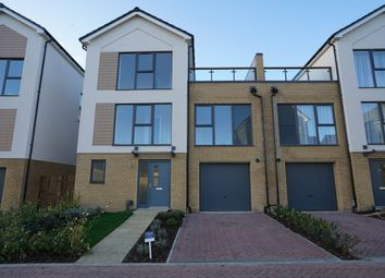 Thumbnail 5 bed terraced house to rent in Westerly Way, St.Mary`S Island, Chatham, Kent