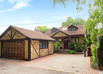 Thumbnail 3 bedroom detached house for sale in Beasleys Ait, Fordbridge Road, Sunbury-On-Thames, Surrey