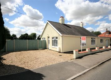 Thumbnail 4 bed bungalow for sale in Rotten Row, Pinchbeck